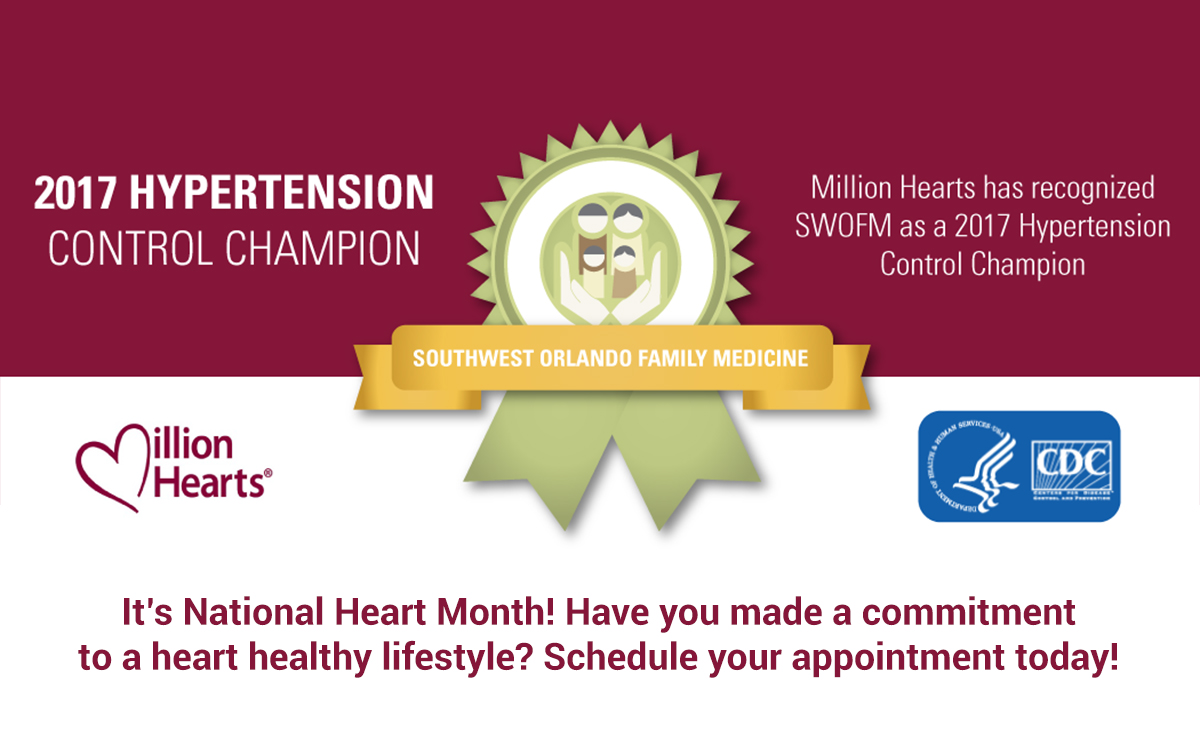 2017 Hypertension Control Champion