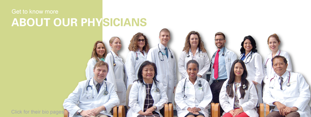 About Our Physicians